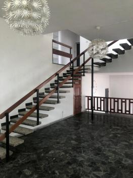 Spacious 5 Bedrooms Detached House with 3rooms Bq + S/pool + Gate House, Ikoyi, Lagos, Detached Duplex for Rent