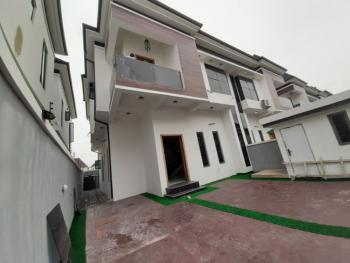 Newly Built  4bedroom  Semi Detached, Chevron Alternative Route Behind Chevron, Lekki Phase 2, Lekki, Lagos, Semi-detached Duplex for Sale