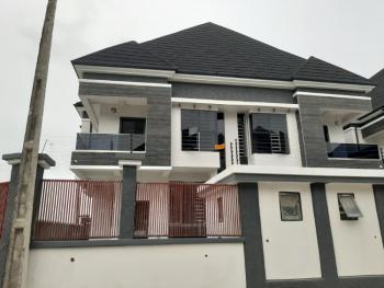 Massive 4bedroom Semi Detached House, Behind Chevron Head Office, Lekki Phase 2, Lekki, Lagos, Semi-detached Duplex for Sale