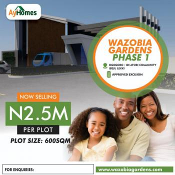 Approved Excision, Idiatori, Ogogoro, Ibeju Lekki, Lagos, Mixed-use Land for Sale