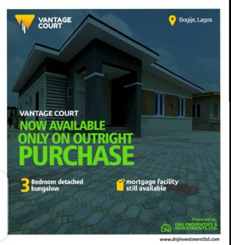 3 Bedroom Detached Bungalow, Bogije, Ibeju Lekki, Lagos, Detached Bungalow for Sale