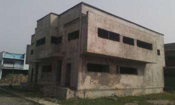 4 Bedroom Semi-detached Duplex with an Attached Bq, Sangotedo, Ajah, Lagos, Semi-detached Duplex for Sale