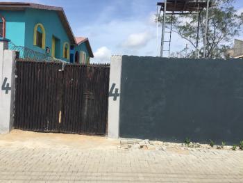 Fenced Dry Half Plot of Land, Thomas Estate, Ajah, Lagos, Residential Land for Sale