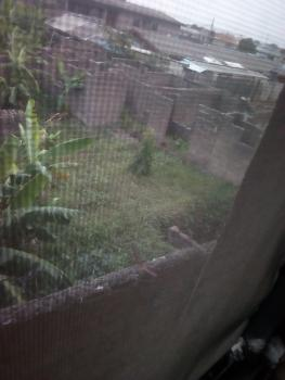 More Than Half Plot+uncompleted Building in a Tarred Gated Street, Fagba, Agege, Lagos, Detached Bungalow for Sale