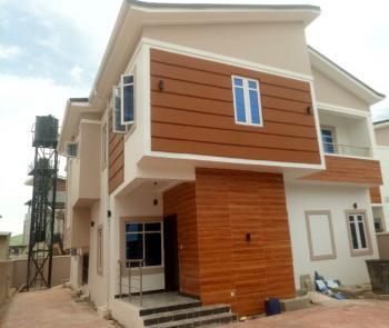 Sweetly Built 4 Bedrooms Semi Detached Duplex with a Bq, Thomas Estate, Ajah, Lagos, Semi-detached Duplex for Sale
