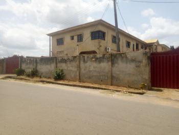 Strategic 4 Bedroom Duplex with Twin 3 Bedroom Flats, Sharp Corner Road, Oluyole Extension, Oluyole Estate, Ibadan, Oyo, Detached Duplex for Sale