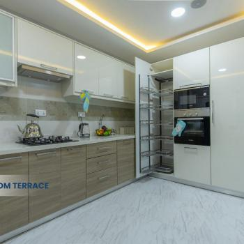 Luxury 2 Bedrooms, Abraham Adesanya, Lekki Phase 1, Lekki, Lagos, Terraced Duplex for Sale
