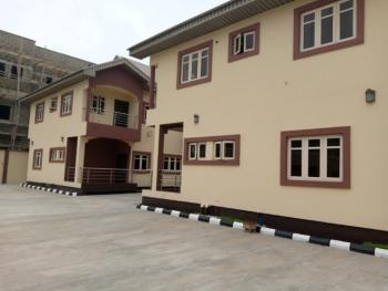 Newly Built 4nos 3 Bedroom Duplex + Bq (mini Estate), Amaechi Oghene Str, Off Jose Maria Escriva,lekki Right 3rd Roundabout, Ikate Elegushi, Lekki, Lagos, Semi-detached Duplex for Rent