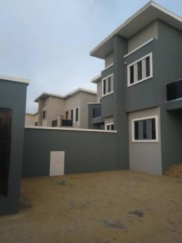Brand New Contemporary 4bedroom Duplexes, Davids Creek Estate, Off Monastery Road,, Sangotedo, Ajah, Lagos, Semi-detached Duplex for Sale