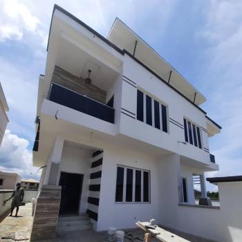 4 Bedroom Semi Detached Duplex with Bq., Chevron, Lekki Phase 2, Lekki, Lagos, Semi-detached Duplex for Sale