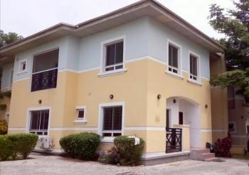 Super 4 Bedroom Semi Detached Duplex with a Maids Room, Wuse 2, Abuja, Semi-detached Duplex for Rent