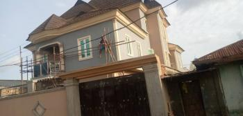 Two (2) Bedroom Nicely Finished Flat, By Ibudo Street, Oke-koto, Dopemu, Agege, Lagos, Flat for Rent