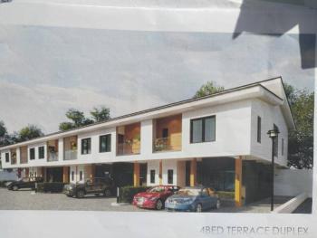 3 Bedroom Terrace Duplex ( Off Plan ), Osborne Foreshore Ii, Osborne, Ikoyi, Lagos, Terraced Duplex for Sale