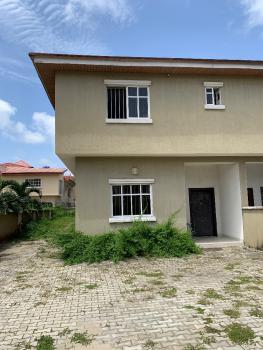 4 Bedroom Semi-detached Duplex with a Room Bq, Sangotedo, Ajah, Lagos, Semi-detached Duplex for Rent