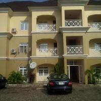 Luxury & Serviced 3 Bedroom Flat, Off Obafemi Awolowo Road, Utako, Abuja, Flat for Rent