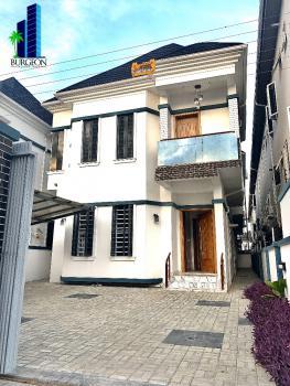Brand New 5bedrooms +1bq Fully Detached Duplex, Osapa, Lekki, Lagos, Detached Duplex for Rent