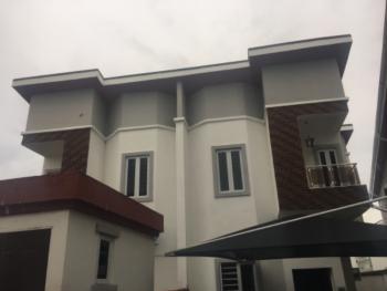 Fully Serviced 4 Bedroom Semi Detached  Duplex  with 24 Hours Power, Orchid Road, Lafiaji, Lekki, Lagos, Semi-detached Duplex for Rent