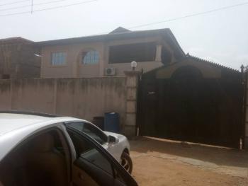 Executive 4 Bedroom Duplex with Flats, Unilag Estate, Off Ikotun-idimu Road, Idimu, Isheri Olofin, Alimosho, Lagos, Detached Duplex for Sale