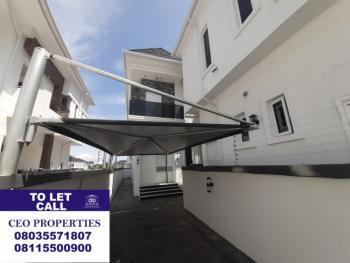 New 4 Bedroom Semi-detached Duplex with Bq, Ikota Villa Estate By Megachicken Restaurant, Ikota, Lekki, Lagos, Semi-detached Duplex for Rent