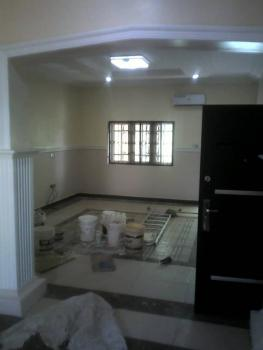 Service 2 Bedroom Apartment with Ac, By Naval Quaters, Kado, Abuja, Flat for Rent