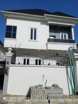 Brand New 4 Bedroom Fully Detached House with a Room Bq, Chevron Drive, Lekki Phase 2, Lekki, Lagos, Detached Duplex for Sale