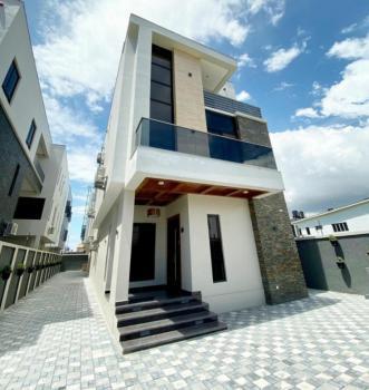 Exclusive 5 Bedroom Detached Duplex, Off Admiralty, Lekki Phase 1, Lekki, Lagos, Detached Duplex for Rent