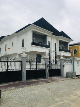 Luxurious 4 Bedroom Semi Detached Duplex with Bq, Spacious Rooms, Lekki Phase 2, Lekki, Lagos, Semi-detached Duplex for Sale