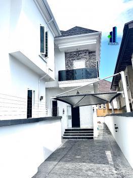 Well Finished Brand New 4bedrooms +1bq Semi Detached Duplex, Ikota Gra, Ikota, Lekki, Lagos, Semi-detached Duplex for Rent