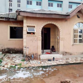 2 Bedroom Flat with Bq, Martins Alagbole, Ojodu, Lagos, House for Sale