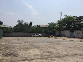 7 Plots of Land (1 Acre Plus 1 Plot), Adeniyi Jones, Ikeja, Lagos, Mixed-use Land for Sale