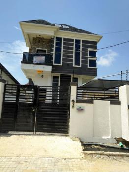 Affordable 4 Bedroom Detached Duplex with Bq, Ikota, Lekki, Lagos, Detached Duplex for Sale