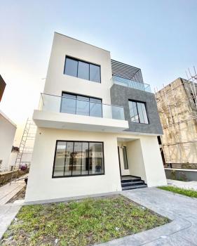 Brilliantly Built 4 Bedroom Fully Detached Duplex, Osapa London County, Lekki, Lagos, Detached Duplex for Sale