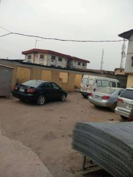 an Old Building Consisting of 6 Nos of 3 Bedrooms Flat, Lagos-abeokuta Express Road, Akowonjo, Alimosho, Lagos, Commercial Property for Sale
