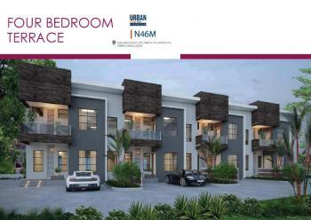 4 Bedroom Terraced Duplex, Frontier Luxe, Bogije, Ibeju Lekki, Lagos, Terraced Duplex for Sale