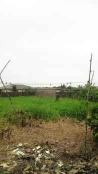 About 890-sqmts (120-ft By 80-ft) Fenced & Gated Land, Community Street, Elewure, Opposite Canaan Land, Ota, Atan Ota, Ado-odo/ota, Ogun, Residential Land for Sale