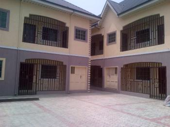 Standard One Bedroom Flat with 2 Toilets, Store and Good Light, Prime Estate Off Rumuokwurusi Tank, Rumuokwurusi, Port Harcourt, Rivers, Flat for Rent