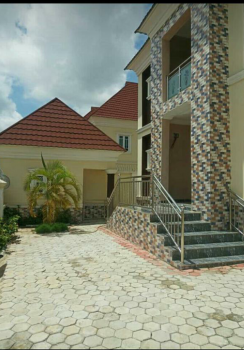 5 Bedroom Fully Detached Duplex, Lugbe District, Abuja, Detached Duplex for Sale