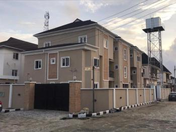 8 Units of 3 Bedroom Flats on 3 Floors, Agungi, Lekki, Lagos, Block of Flats for Sale