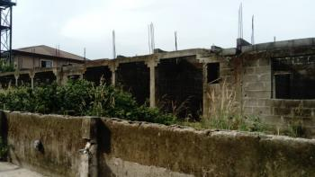 6unit 2bedroom Uncompleted on Full Plot of Land, Goodness Estate, Badore, Ajah, Lagos, House for Rent