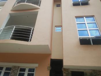 Brand New Three Bedroom Flat with Bq, Jahi, Abuja, Flat for Rent