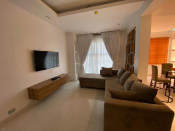 Complex Court (1 Bedroom Luxury Apartment with 24hrs Power), Off Admiralty Lekki Phase 1, Lekki Phase 1, Lekki, Lagos, Flat Short Let