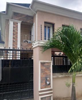 4 Bedroom Semidetached Duplex, Carrot Road, Novojo Estate By Farm Bus Stop, Sangotedo, Ajah, Lagos, Semi-detached Duplex for Rent