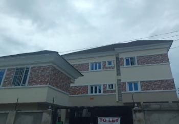 Luxury Built 3bedroom Flat Now Available, Osapa, Lekki, Lagos, Flat for Rent