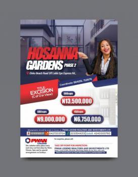 Plots of Land, Eleko Road, Eleko, Ibeju Lekki, Lagos, Residential Land for Sale