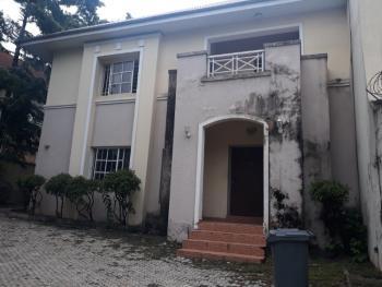 5 Bedrooms Semi Detached Duplex with 2 Bedroom Guest Chalet & Bq, Off Ademola Adetokunbo Crescent, Wuse 2, Abuja, Semi-detached Duplex for Sale