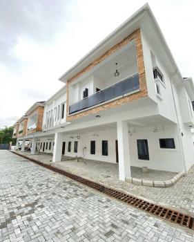 Super Luxurious 4 Bedroom Terraced Duplex, Orchid, Lekki Phase 1, Lekki, Lagos, Terraced Duplex for Sale
