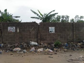 Two Plots of Land Fenced and Gated, Selewu Area, Igbogbo, Ikorodu, Lagos, Commercial Land for Sale