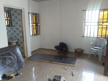 Spacious Room and Parlor with 2 Toilets, Good News Estate, Sangotedo, Ajah, Lagos, Mini Flat for Rent