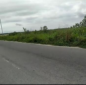 Massive Land Measured 112 Plots for Multipurpose Use Is Available, Ogombo, Ajah, Lagos, Mixed-use Land for Sale