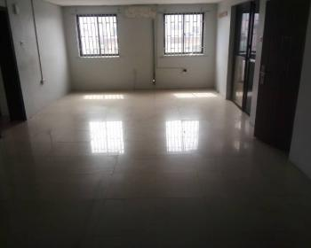 Unique Serviced 3 Bedrooms Flat Office Space, Alagomeji, Yaba, Lagos, Office Space for Rent